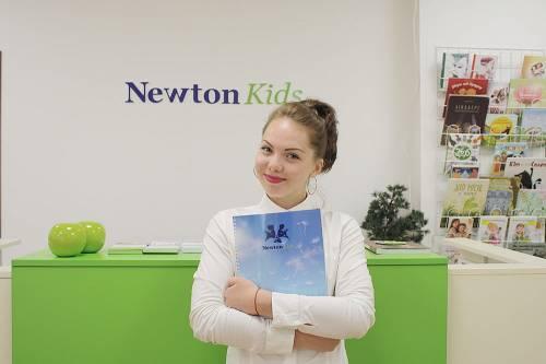 Частный детский сад в Киеве NewtonKids