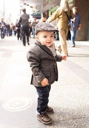 Модный сын или как нарядить маленького мужчину