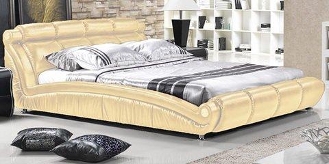 Двуспальная кровать для сна
