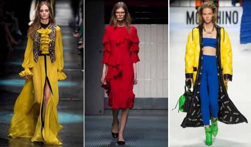 Следим за тенденциями моды