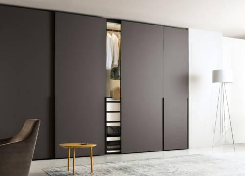 Дизайн шкафов для спальни: особенности выбора